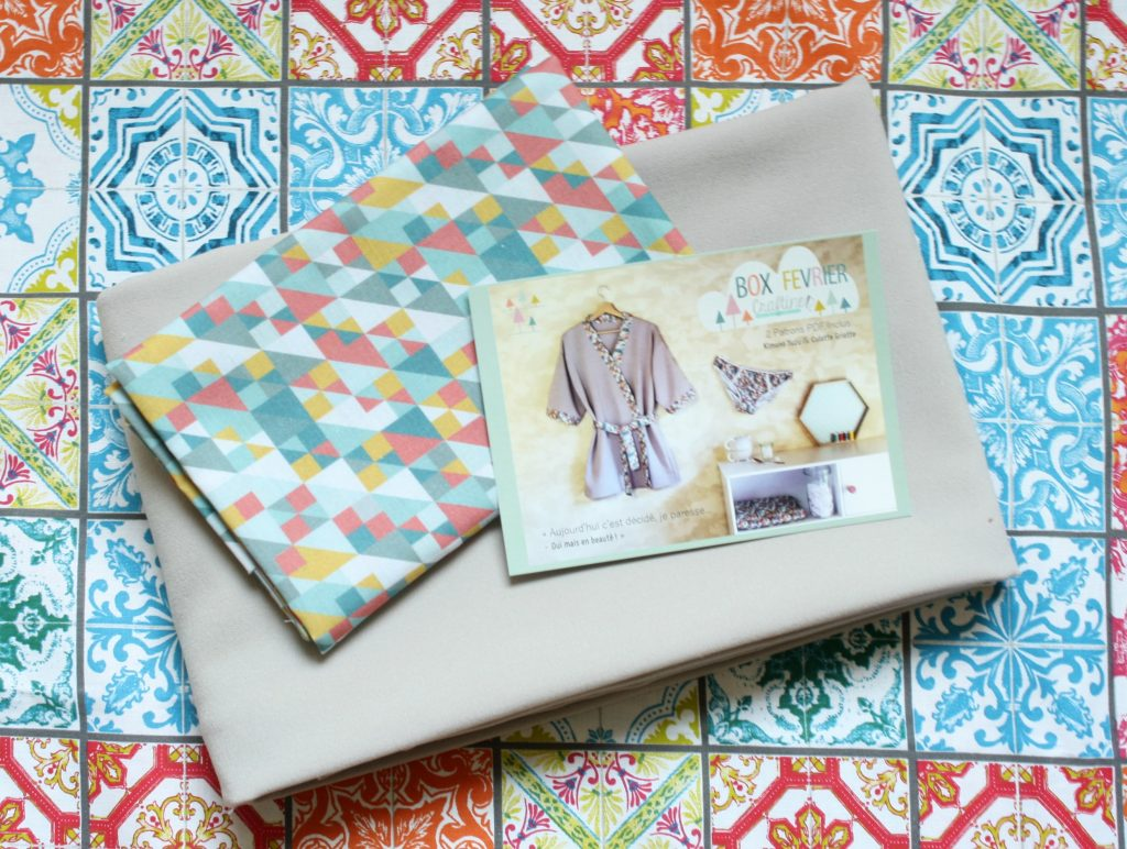 Cinq « Craftine box » plus tard… (1/2)